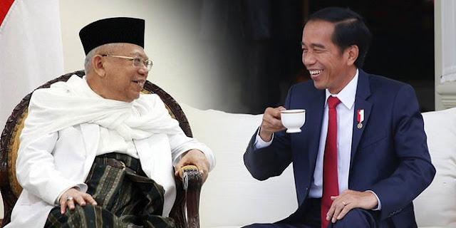 Komunikasi Yang Santun Jadi Senjata Andalan Jokowi Ma'ruf Amin