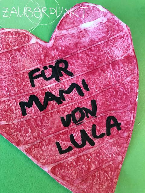 Muttertagsgeschenk basteln mit Kindern, Kindergartenmuttertagsgeschenk, Geschenke basteln mit Kindern, Kreativ mit Kindern, Muttertagsgeschenk,