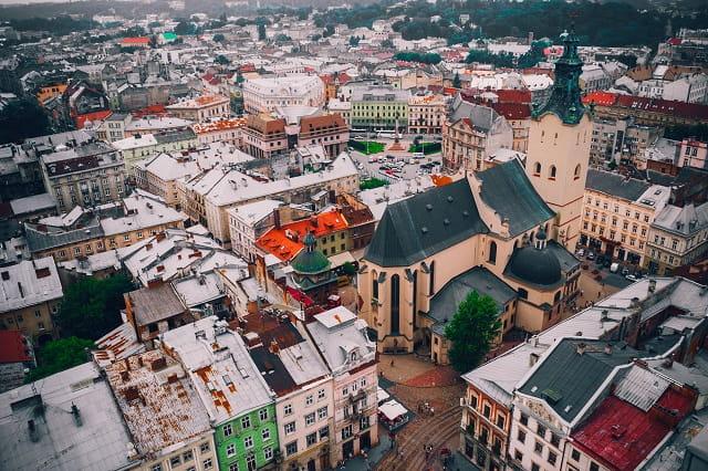 o que fazer lviv ucrânia