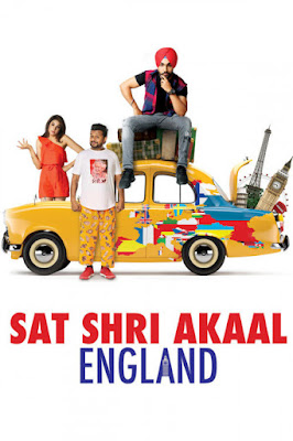 Sat Shri Akaal England 2017 Full Punjabi Movie WEB-DL 480p 400Mb x264