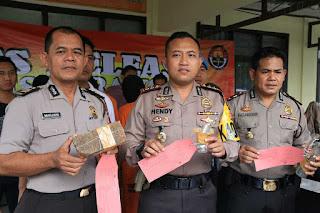 Polisi Karawang Tangkap Pelaku Penyerangan Terhadap Suporter The Jak Mania