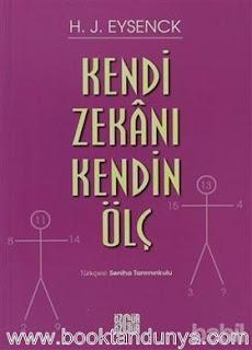 H.J Eysenck - Kendi Zekanı Kendin Ölç