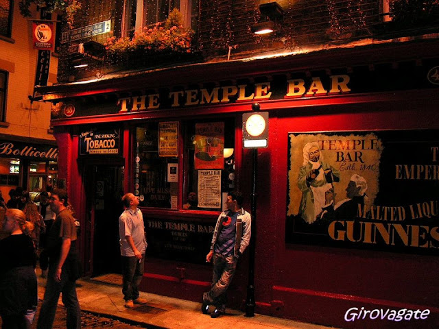 Temple Bar Trad fest Dublino
