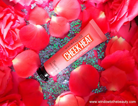 Maybelline Cheek Heat Blush Review & Swatches
