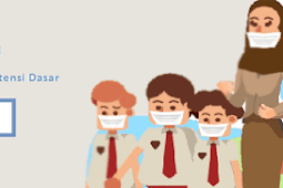 KI KD Pendidikan Jasmani (PJOK) SD/MI Kelas 5 Kurikulum Darurat