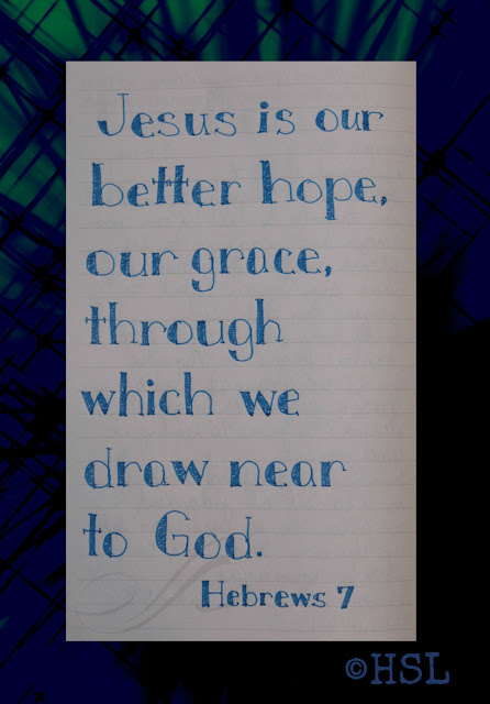 Hebrews 7, Scripture Writing