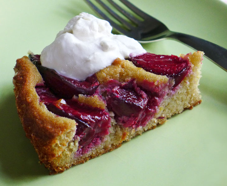 Plum Cake Recipe Easy