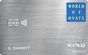 Review: World of Hyatt Credit Card [50,000 Hyatt Bonus Points]
