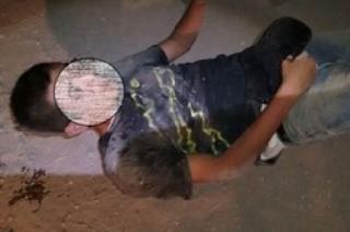 Capturan a ladron, vecinos de la Reserva Tarimoya III en Veracruz