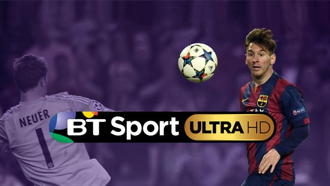 BT Sport 3 HD - Astra Frequency