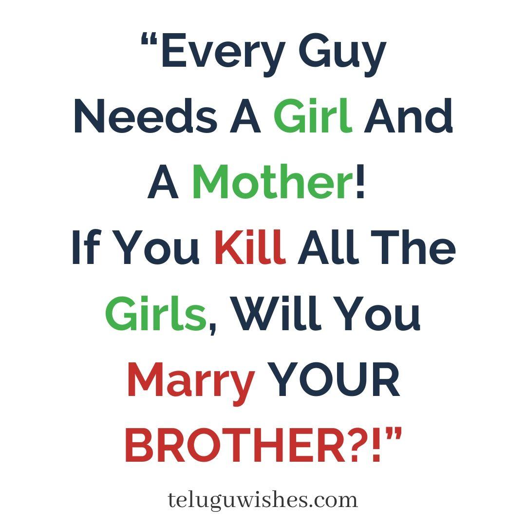 every girl needs a girl so save girl child