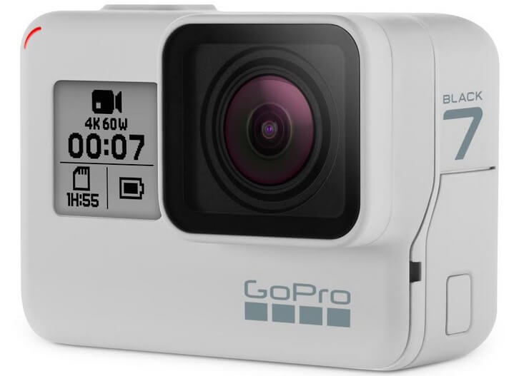 GoPro HERO7 Limited-Edition Dusk White Releases in PH for Php24,690