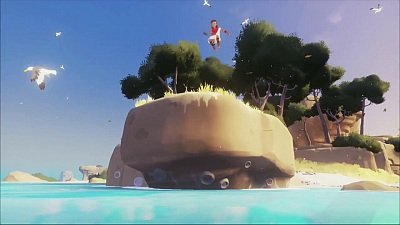 Rime (Game) - Trailer 2 (Gamescom 2014) - Song / Music