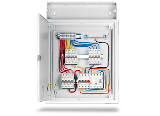 MCB box kya hai, Distribution board components