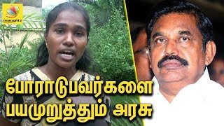 Valarmathi speaks about not allowed to write university exams