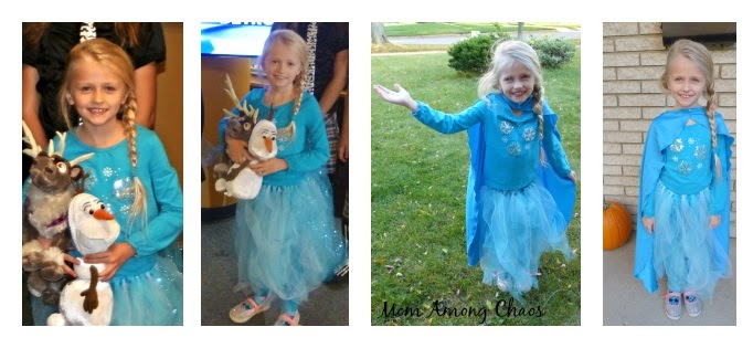 news, halloween, costumes, Frozen, Elsa
