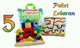 Paket Hemat Mainan Anak Murah