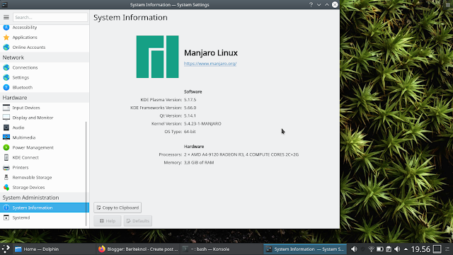 Install Driver Wifi RTL8723DE di Linux