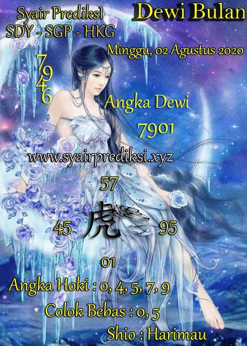 Kode syair Hongkong Minggu 2 Agustus 2020 197