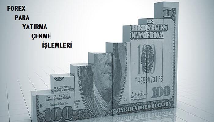 Forex Para Yatırma ve Para Çekme İşlemleri Nasıl Yapılır - Kurgu Gücü