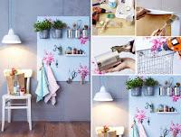 Fazendo decoração simples e fácil para casa