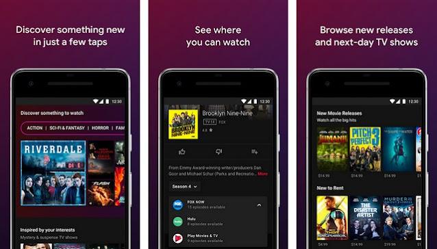 أفضل تطبيقات الأفلام على Android 2020