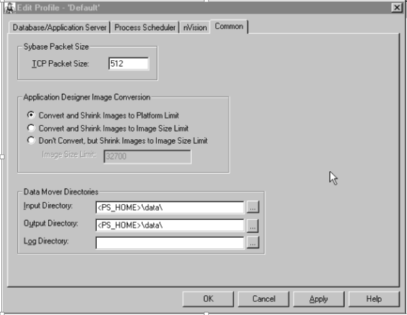 Ajith PeopleSoft Database Administrator: PeopleTools Upgrade from ...