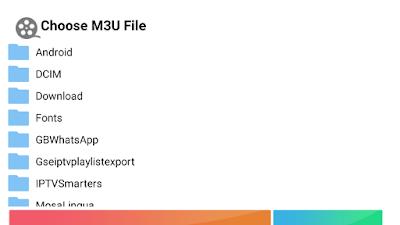 install free m3u file on IPTV Smarters Pro