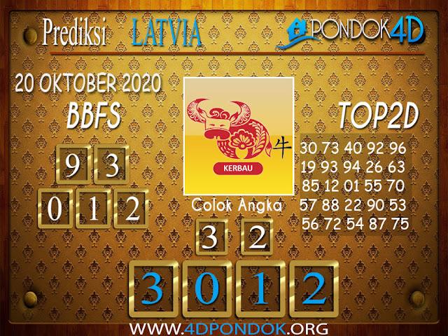 Prediksi Togel LATVIA PONDOK4D 20 OKTOBER 2020
