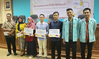 Musyawarah Wilayah Permadani Diksi Nasional Wilayah V (Jateng - DIY) 2019