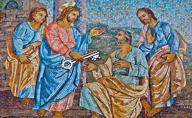 jesus-cles-royaume-pierre