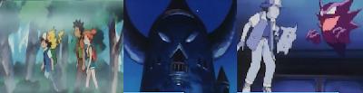 Pokémon Capítulo 23 Temporada 1 La Torre Del Terror