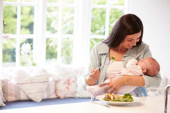 Menu Makanan Ibu Menyusui Untuk Kesehatan