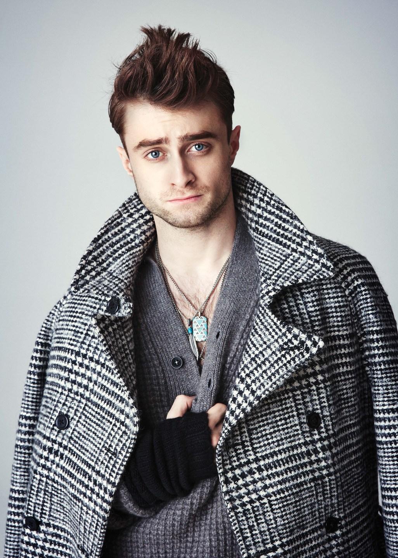 MOST BEAUTIFUL MEN: DANIEL RADCLIFFE Daniel Radcliffe