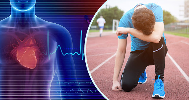 القلب و ممارسة الرياضة