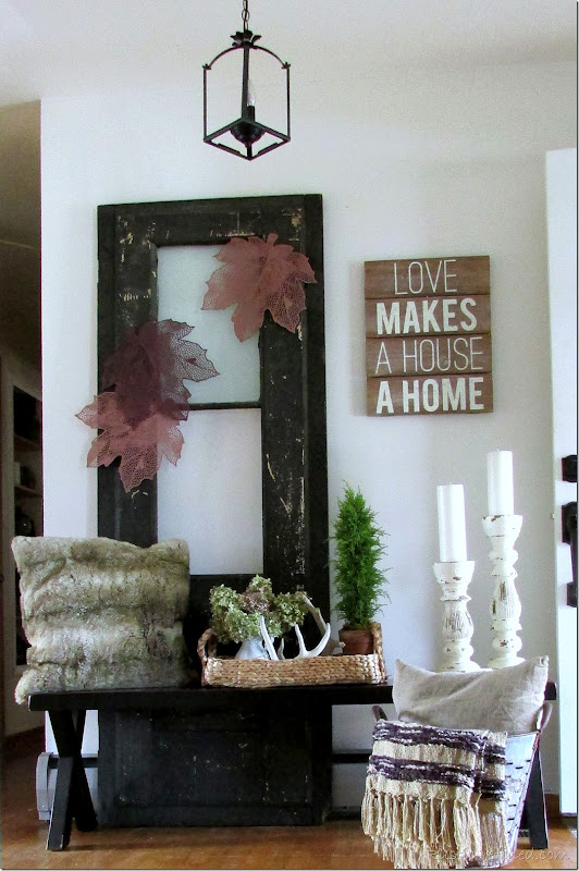 Quick and easy decorating