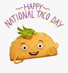 National Crunchy Taco Day Wishes Lovely Pics