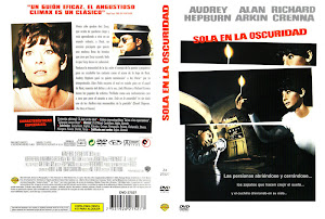 Caratula, cover, dvd: Sola en la oscuridad | 1967 | Wait Until Dark
