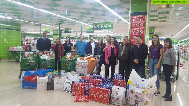 El Ayuntamiento de Los Llanos agradece la solidaridad navideña de las empresas locales