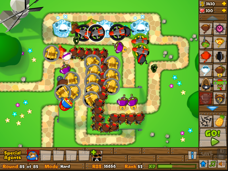 flash games unblocked i337 btd 5