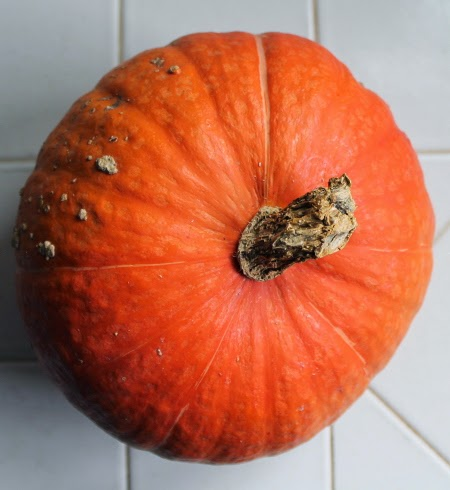 How to roast kabocha squash (and its seeds!)