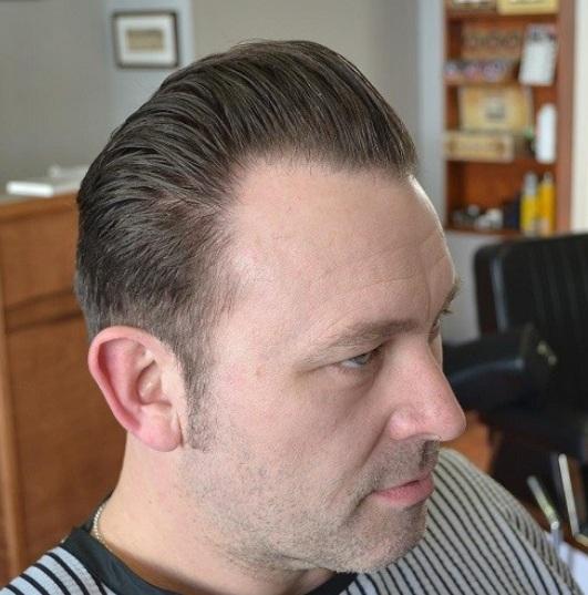 Frisuren für schütteres haar