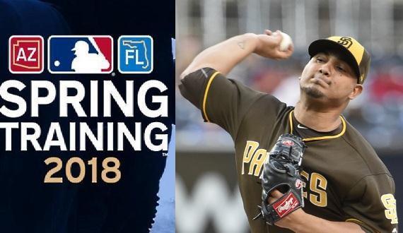 Spring Training #MLB: Son 30 los Caraquistas que buscaran puesto en Roster de Grandes Ligas