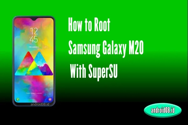 Root Samsung Galaxy M20