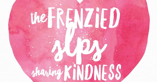 Sharing Kindness Freebie: A Frenzied SLPs Blog Hop