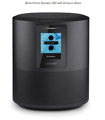 Bose Home Speaker 500 - Built-In  with Amazon Alexa