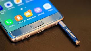 Spesifikasi Samsung Galaxy Note 7R
