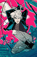 Black Canary #1 by Brenden Fletcher, Annie Wu, Tula Lotay, Lee Loughridge, Steve Wands.  Black Canary/Dinah Drake Lance created by Robert Kanigher and Carmine Infantino.