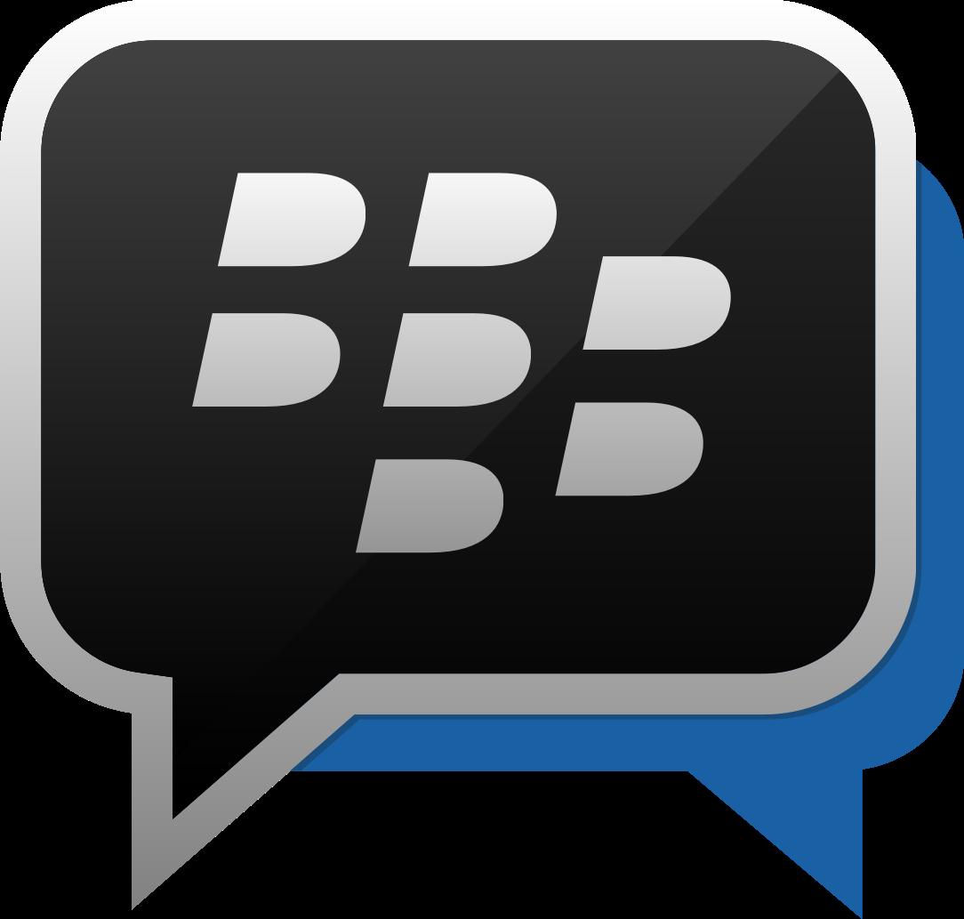 logo bbm blackberry messenger free vector cdr logo