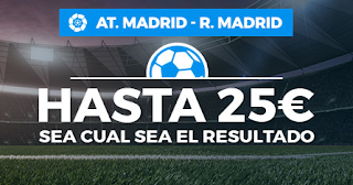 Paston promocion Atletico vs Real Madrid 28-9-2019
